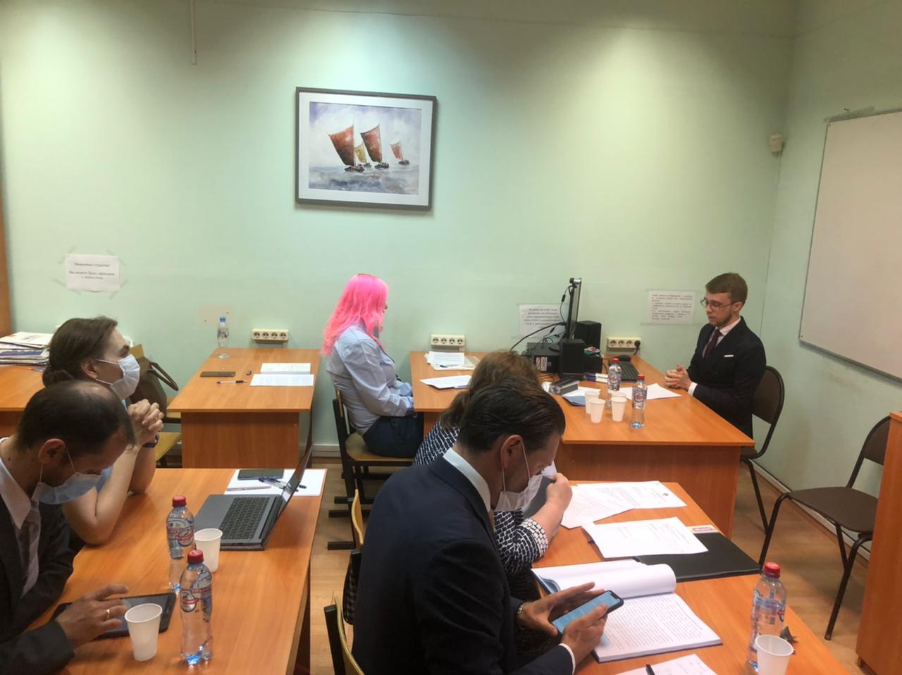 ДУМ РФ: о защитах магистерских диссертаций по исламоведению в СПбГУ