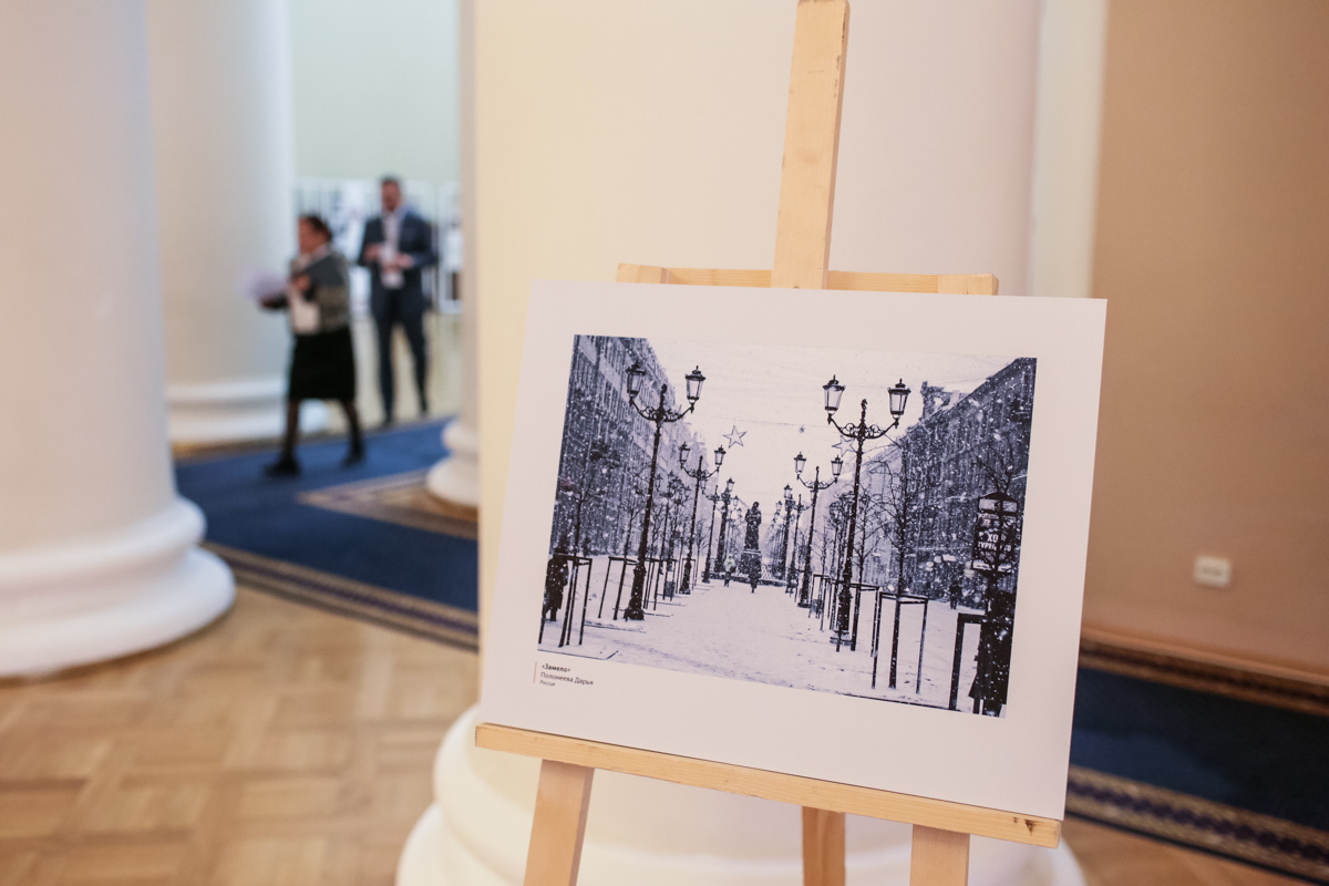 Прием работ на XVI фотовыставку «Петербург — в мире, мир — в Петербурге ...»