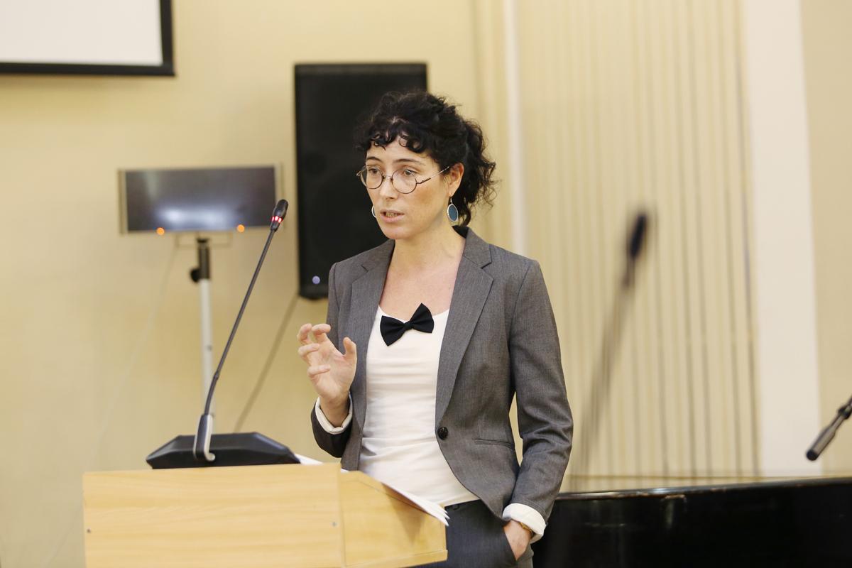 Софья Ямпольская выступит на презентации нового учебника иврита для начинающих