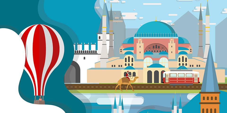 Прими участие в  Всероссийском конкурсе по турецкому языку и культуре!
