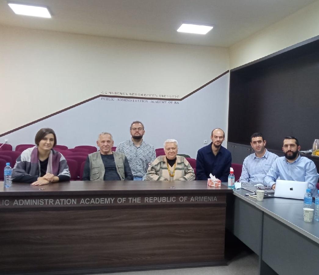 Наши преподаватели приняли участие в российско-армянском научном семинаре