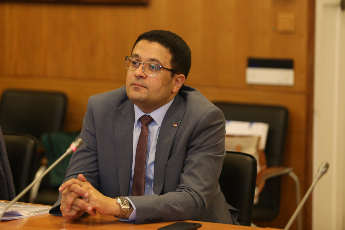 СПбГУ развивает сотрудничество с университетами Египта