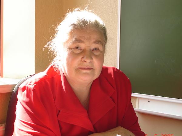 Ушла из жизни Грета Михайловна ДЕМИДОВА