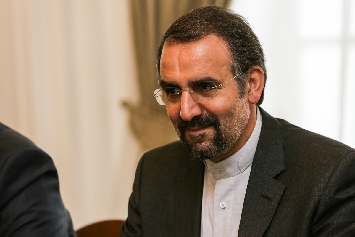 Посол Ирана Мехди Санаи: «Наши договоренности — не на бумаге, а на деле»