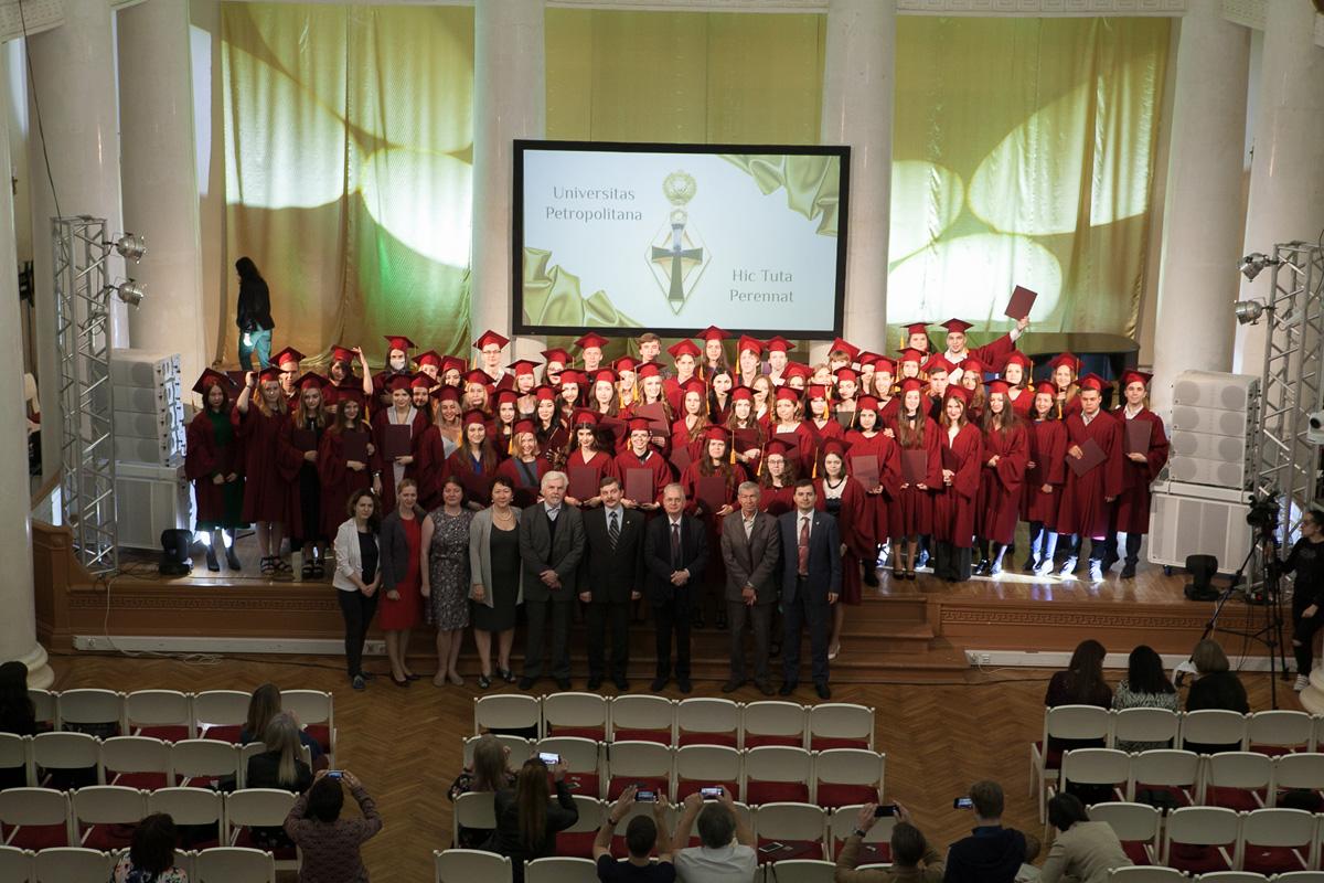 В СПбГУ прошла церемония вручения дипломов востоковедам