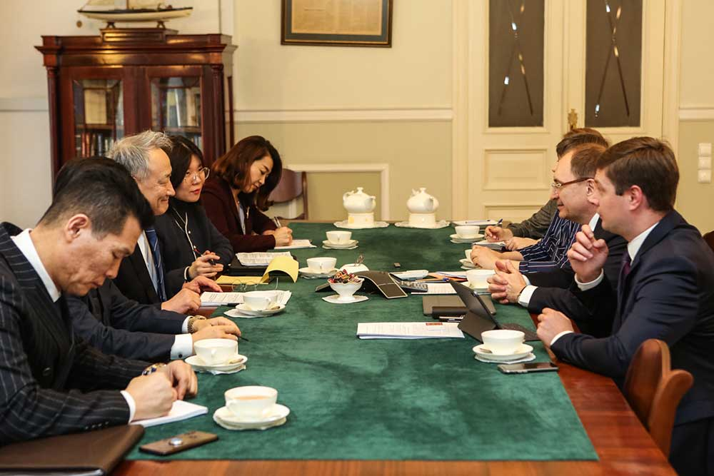 Посол Кореи в России: «Основы корееведения в мире были заложены СПбГУ»