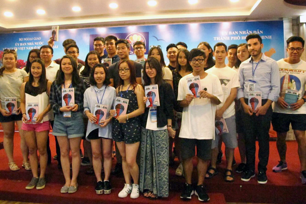 Студентка СПбГУ приняла участие в международном лагере во Вьетнаме