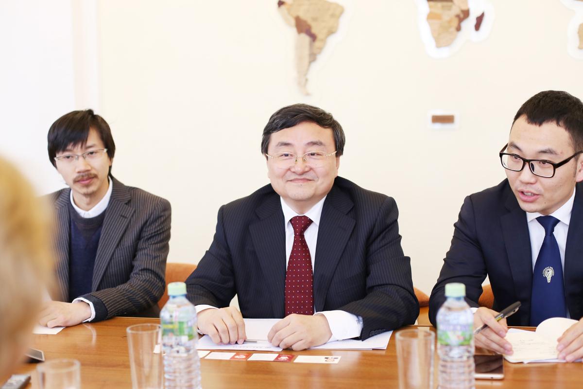 СПбГУ и Китай свяжет музыкальный шелковый путь