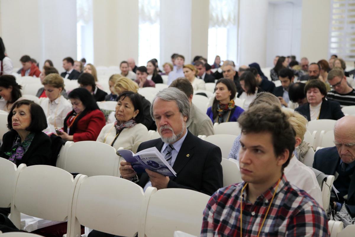 XXIX международный конгресс по источниковедению и историографии Азии и Африки
