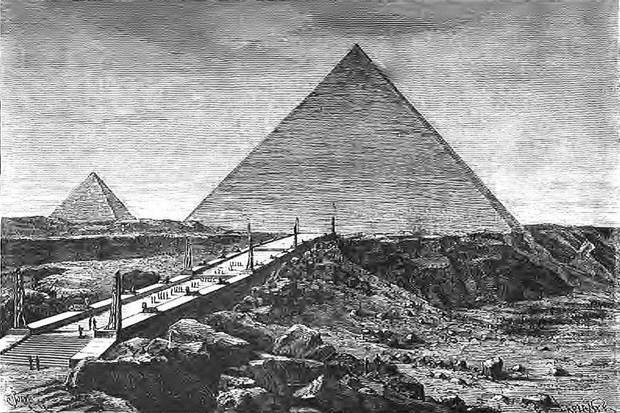 Египтологические чтения: «фараоны-строители», тексты пирамид и загадки некрополей
