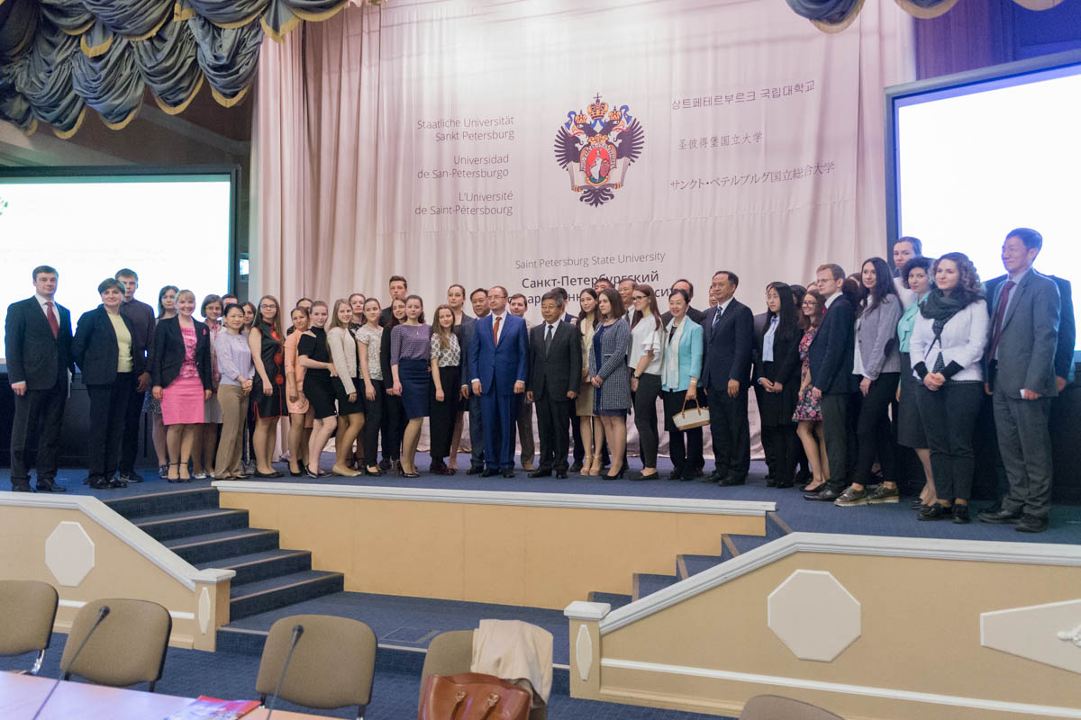 Министерство образования КНР и СПбГУ договорились о расширении сотрудничества