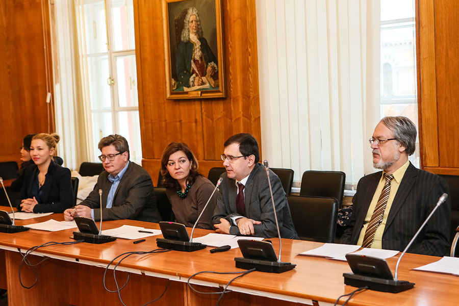 Сотрудничество СПбГУ с Центральным бюро переводов ЦК КПК выходит на новый уровень