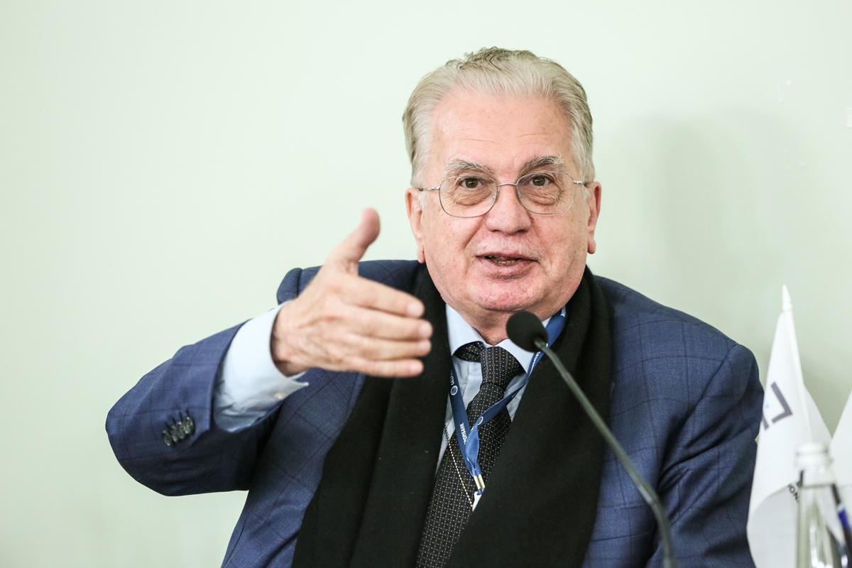 Поздравляем с юбилеем декана Восточного факультета, профессора Михаила Пиотровского!