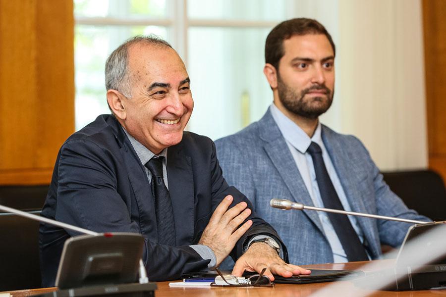 Анкарский университет и СПбГУ расширяют сотрудничество