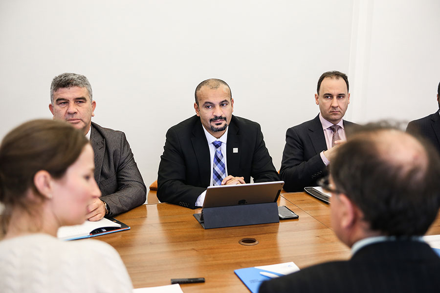 St Petersburg University is furthering cooperation with one of the top universities in Qatar