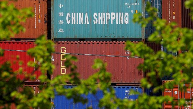 РИА Новости: Владимир Колотов о ситуации в торговле США с Китаем