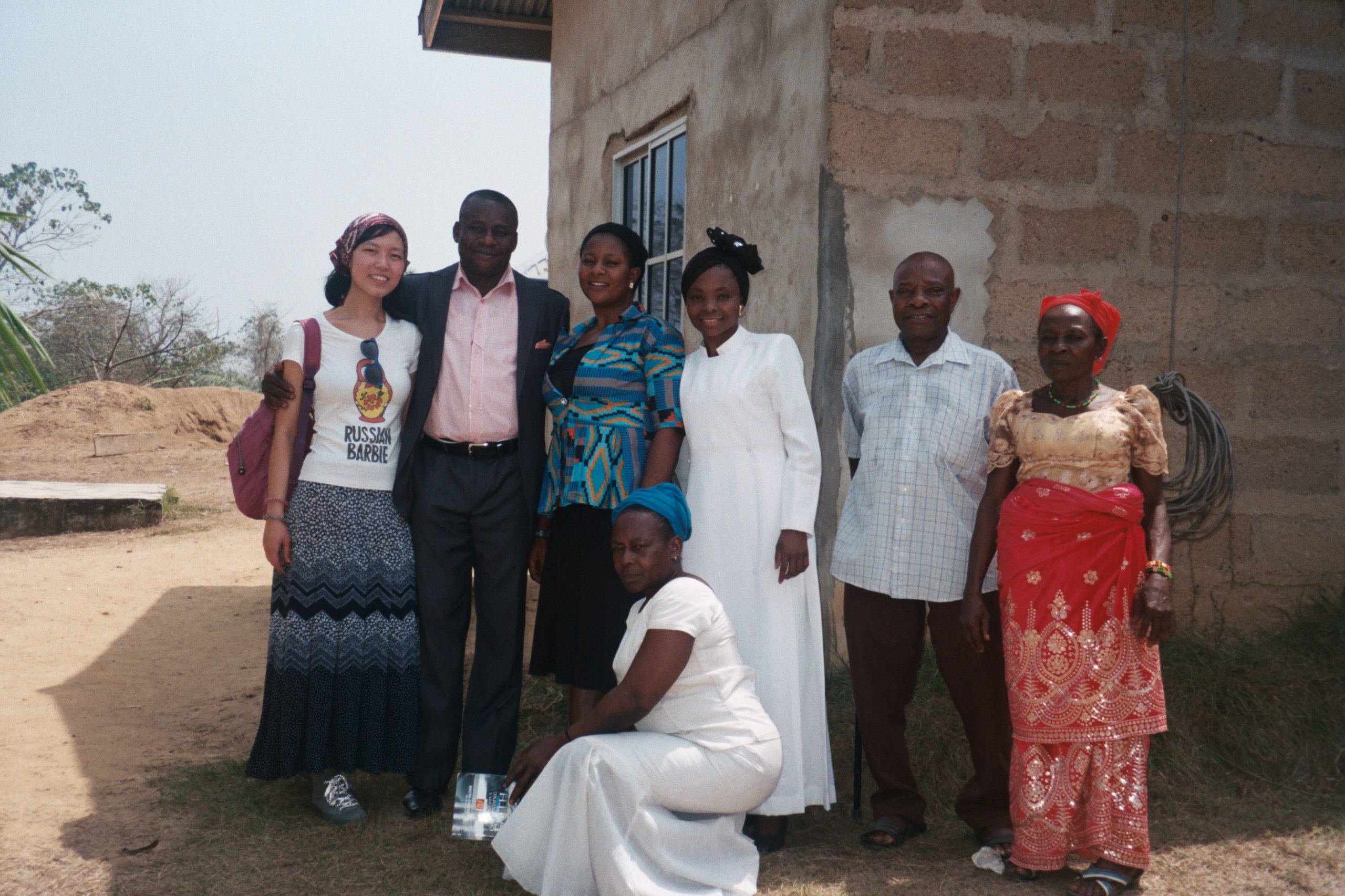 Research trip to Nigeria: The Voices of Africa