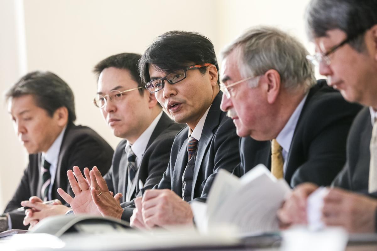 В СПбГУ готовы наладить обмен студентами с крупнейшим частным вузом Японии