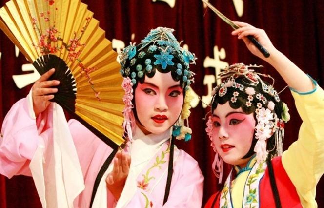 В Университете выступит известная актриса пекинской оперы