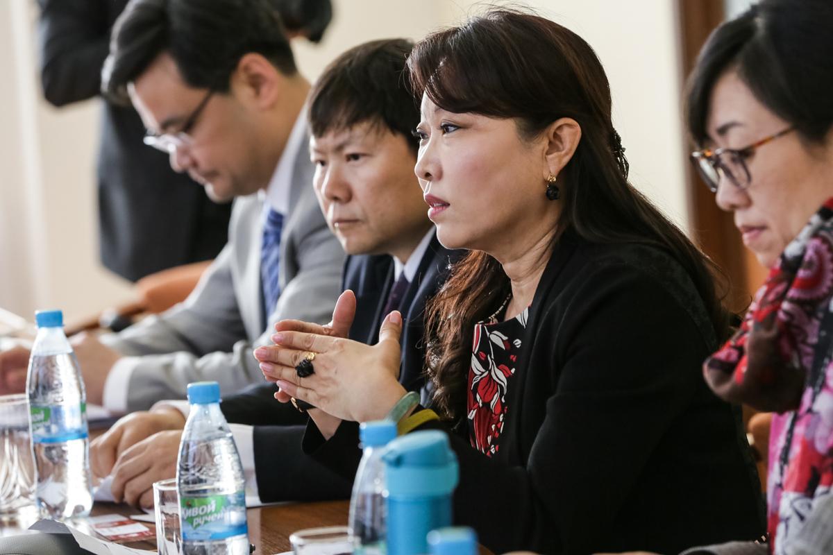 Какие проекты будут реализовывать СПбГУ и Народный университет Китая