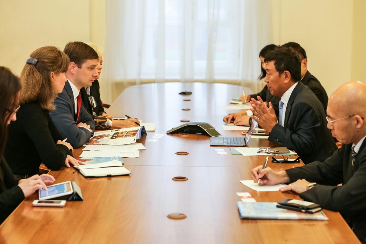 Молодежная палата Японии и СПбГУ расширяют партнерство