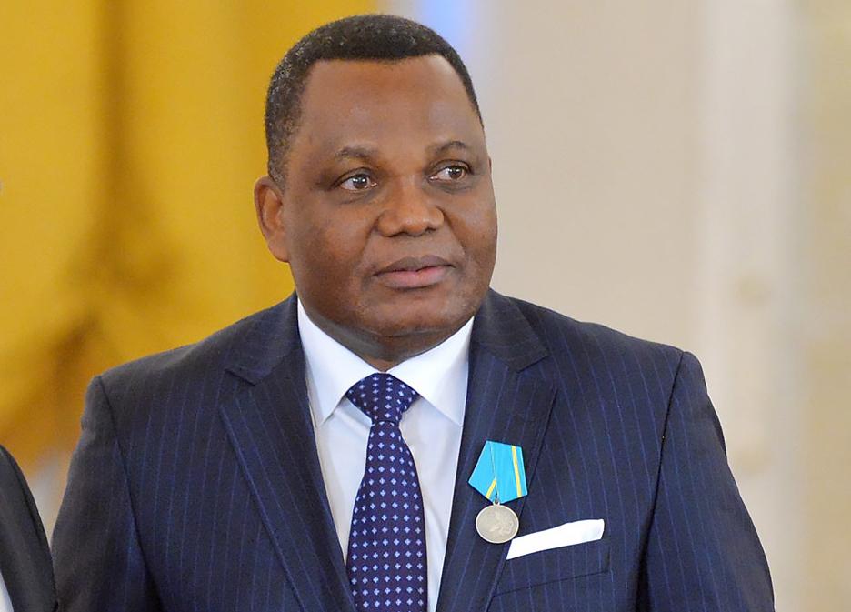 Министр иностранных дел Республики Конго расскажет в Университете об Октябрьской революции