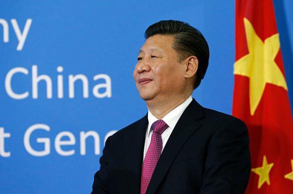 Правда.Ру: Профессор СПбГУ В.Колотов комментирует внесение в конституцию Китая имени Си Цзиньпина