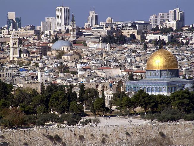 Virtual excursion in Israel
