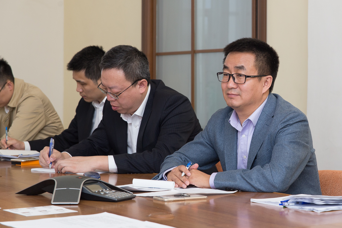 International activity of St Petersburg University has attracted the interest of Hong Kong journalists