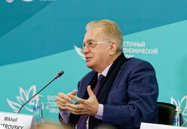 Михаил Пиотровский: «Востоковедение может многое сделать для налаживания связей»
