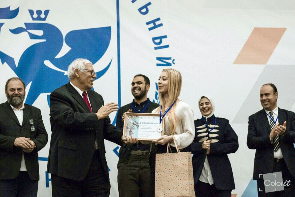 Наши студенты среди победителей Всероссийской олимпиады по арабскому языку