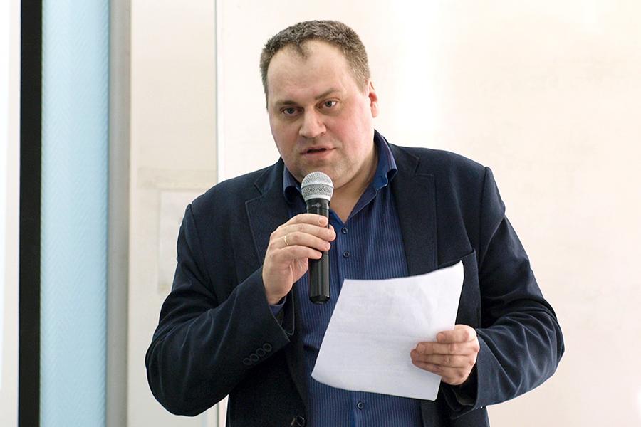 Ушел из жизни доцент СПбГУ Павел Леонович Гроховский