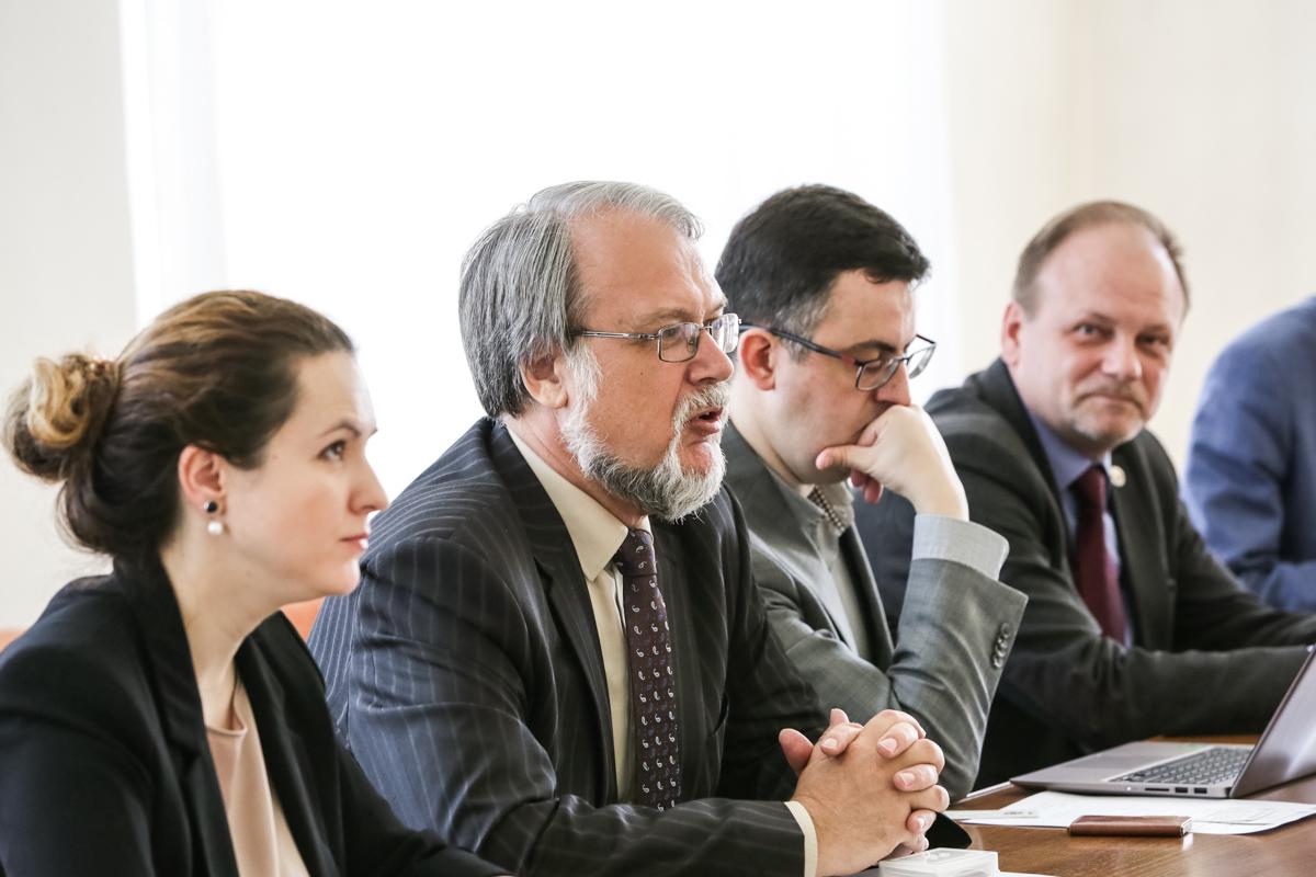 Цзилиньский университет заинтересован в совместных исследованиях с СПбГУ