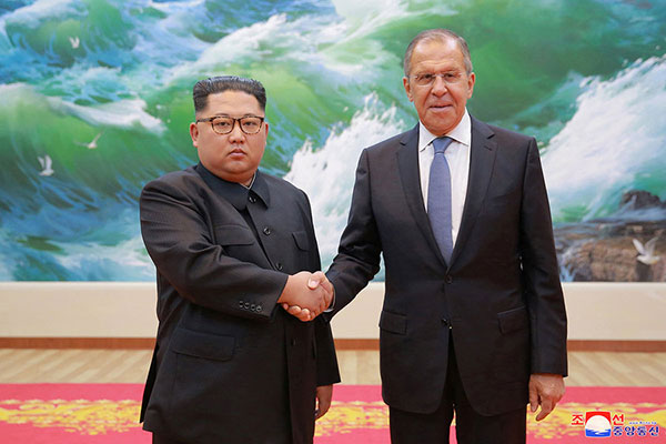 The Christian Science Monitor: Vladimir Kolotov on Trump and Kim Jong-un meeting