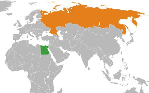 Экономика сегодня: Игорь Герасимов об отношениях России и Египта