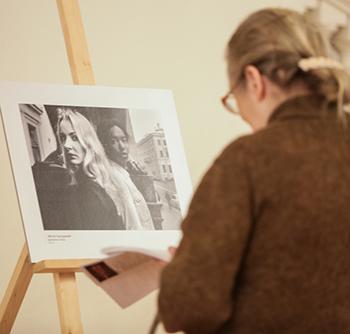 Открыт прием работ на XIV фотовыставку «Петербург — в мире, мир — в Петербурге...»
