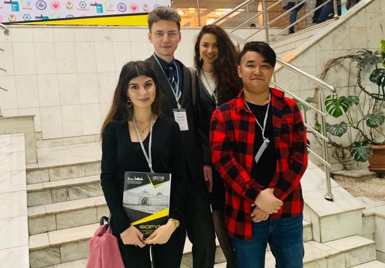 Универсанты выступили на научно-культурном форуме «Россия и тюркский мир» в Бишкеке