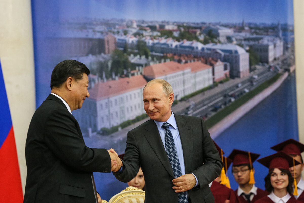 Xi Jinping, President of the People