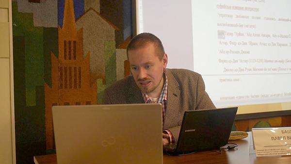 В СПбГУ расскажут о раннем суфизме