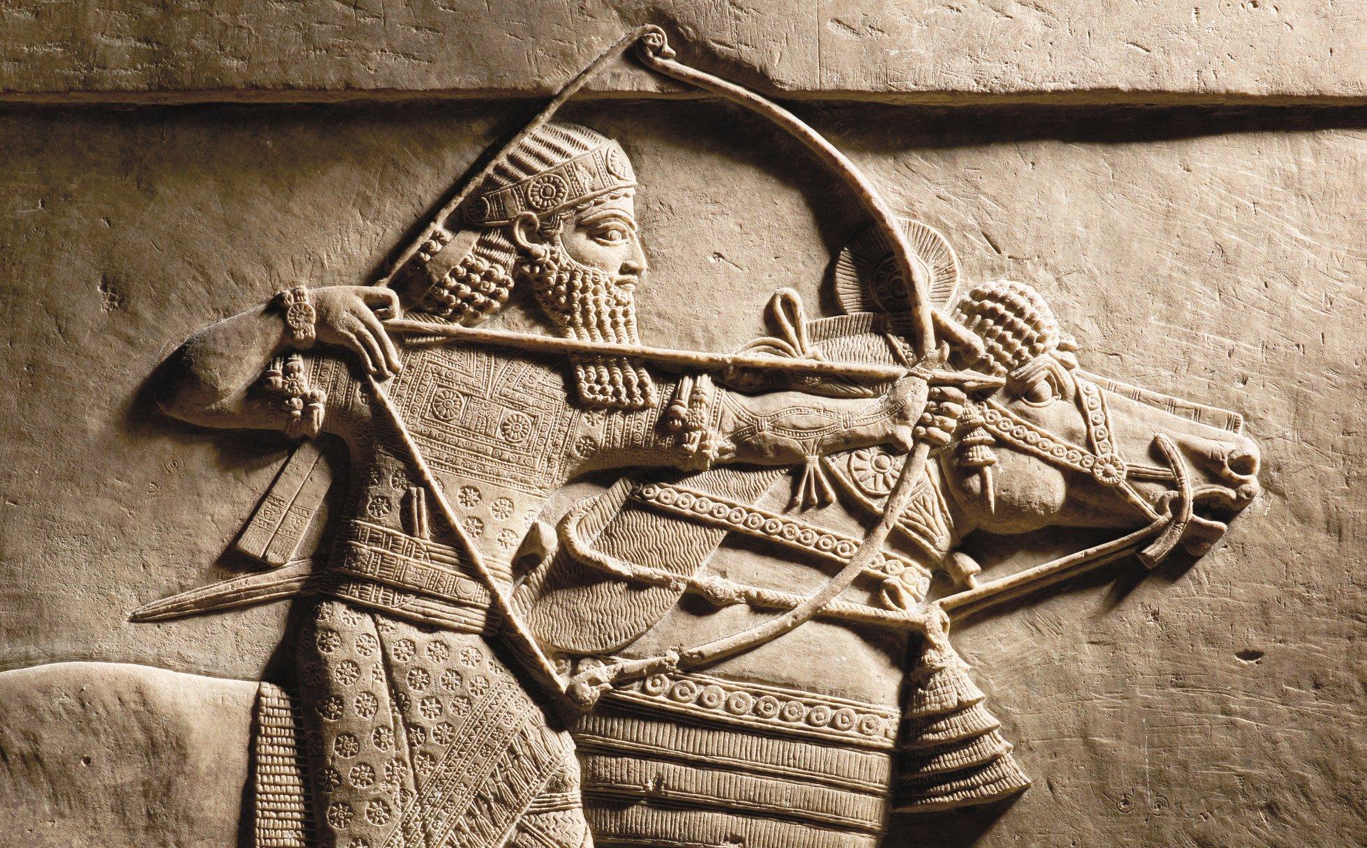 В Эрмитаже открылась первая в истории России выставка искусства древней Ассирии