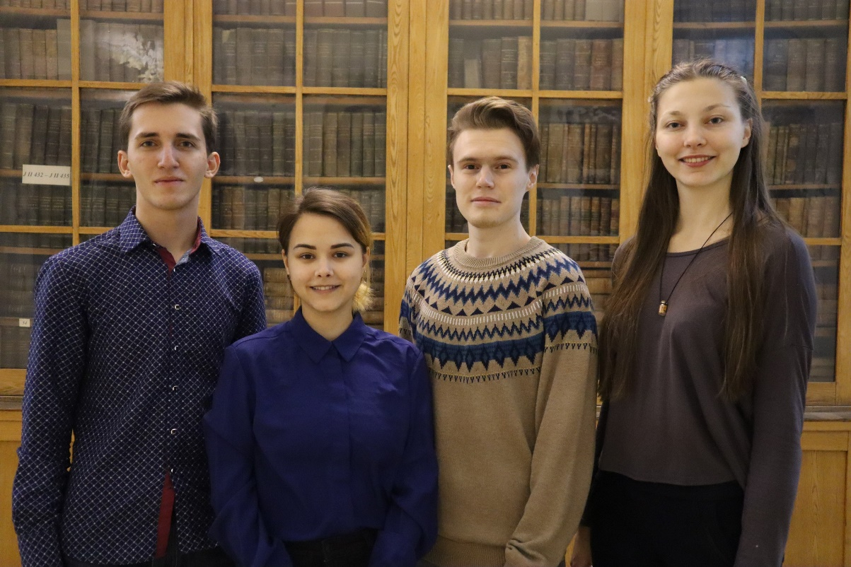 Students at St Petersburg University find a way to teach foreigners Russian without using their native language